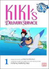Kikis Delivery Service Film Comic 01