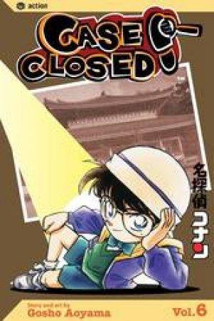 Case Closed 06 by Gosho Aoyama