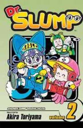 Dr. Slump 02 by Akira Toriyama