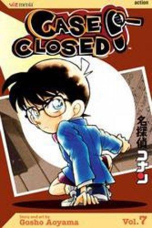 Case Closed 07 by Gosho Aoyama