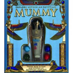 Explore Within An Egyptian Mummy by Various
