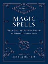 10Minute Magic Spells