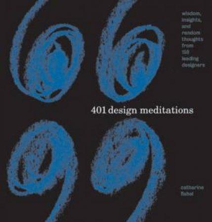 401 Design Meditations by Catharine Fishel