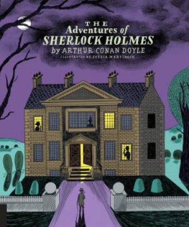 Classics Reimagined: The Adventures of Sherlock Holmes
