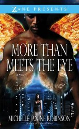 More Than Meets the Eye by Michelle Janine Robinson