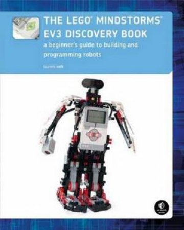Lego Mindstorms EV3 Discovery Book by Laurens Valk