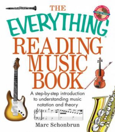 The Everything Reading Music by Marc Schonbrun