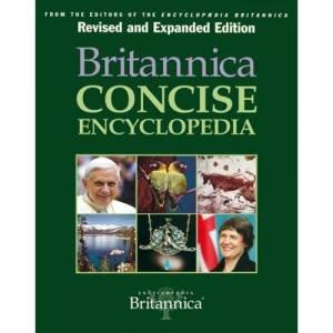 Britannica Concise Encyclopedia by Various