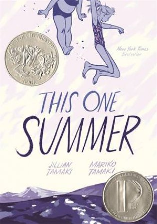 This One Summer by Mariko Tamaki & Jillian Tamaki