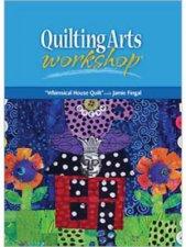 Whimsical House Quilt DVD