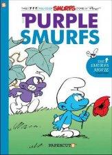 01 The Purple Smurfs