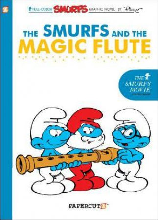 02 The Smurfs and the Magic Flute by Papercutz