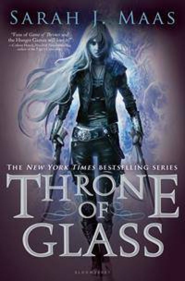 Throne of Glass 01: Throne of Glass by Sarah J. Maas [Hardcover]