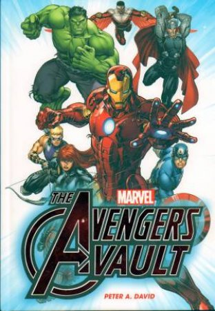 Marvel: The Avengers Vault