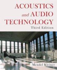 Acoustics And Audio Technology 3 Ed
