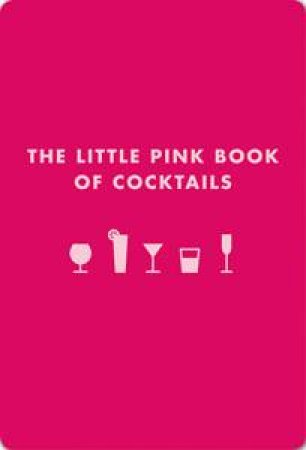 The Little Pink Book of Cocktails