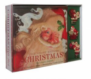 Night Before Christmas Gift Set by Clement C Moore
