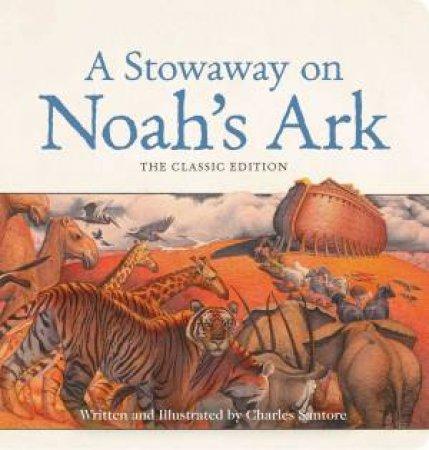 A Stowaway On Noah's Ark by Charles Santore