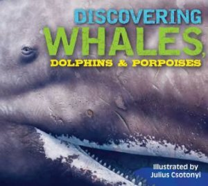 Discovering Whales, Dolphins & Porpoises by Kelly Gauthier