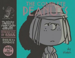 The Complete Peanuts 1993-1994 by Schulz
