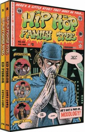 Hip Hop Family Tree 1975-1983 Gift Box Set by Piskor
