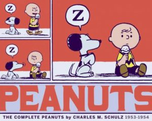 The Complete Peanuts 1953-1954 by Schulz