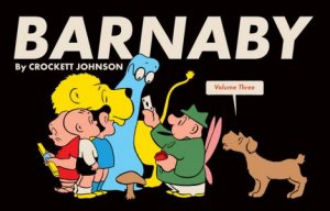 Barnaby Volume Three by Johnson