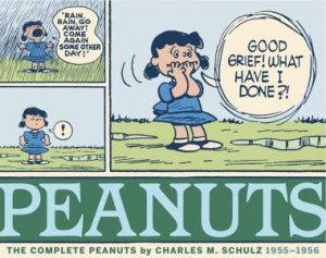 The Complete Peanuts 1955-1956 (Vol. 3) by Charles M. Schulz