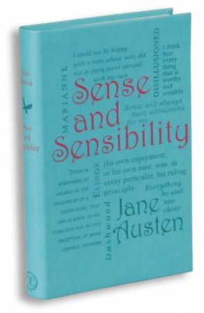 Word Cloud Classics: Sense and Sensibility
