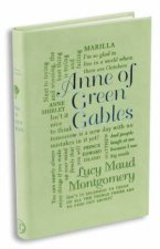 Word Cloud Classics Anne Of Green Gables