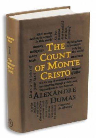 Word Cloud Classics: The Count of Monte Cristo by Alexandre Dumas