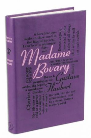 Word Cloud Classics: Madame Bovary by Gustave Flaubert