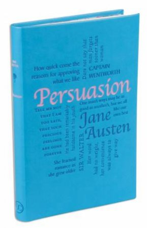Word Cloud Classics: Persuasion