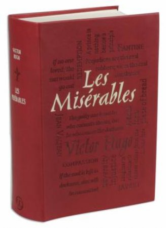 Word Cloud Classics: Les Miserables by Victor Hugo