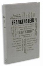 Word Cloud Classics Frankenstein