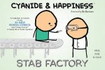 Stab Factory by Kris, Rob & Dave