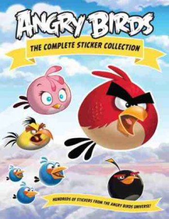 Angry Birds Sticker Collection by Rovio Entertainment