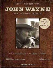 John Wayne The Genuine Article Revised Edition