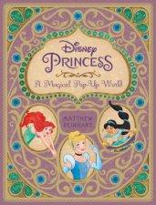 Disney Princess A Magical PopUp World