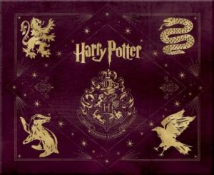 Harry Potter: Hogwarts Deluxe Stationery Set by Various
