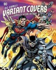 Dc Comics Variant Covers