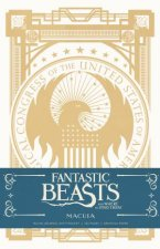 Fantastic Beasts And Where To Find them MACUSA Hardcover Ruled Journal