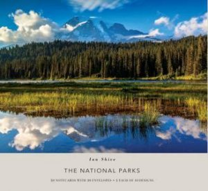 Ian Shive: The National Parks Notecards by Ian Shive
