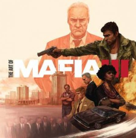 The Art Of Mafia III by Various