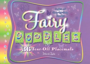 Fairy Doodles: Doodle-And-Learn Placemats