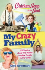 Chicken Soup For The Soul My Crazy Family 101 Stories About The Wacky Lovable People In Our Lives