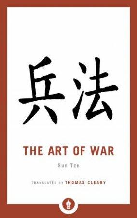 Shambhala Pocket Library: The Art Of War