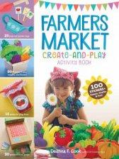 Farmers Market CreateandPlay Activity Book