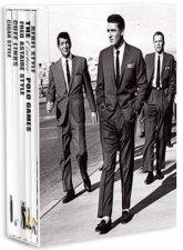 Men Memoire 5 book slipcase