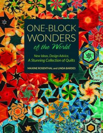 One-Block Wonders Of The World by Maxine Rosenthal & Linda Bardes